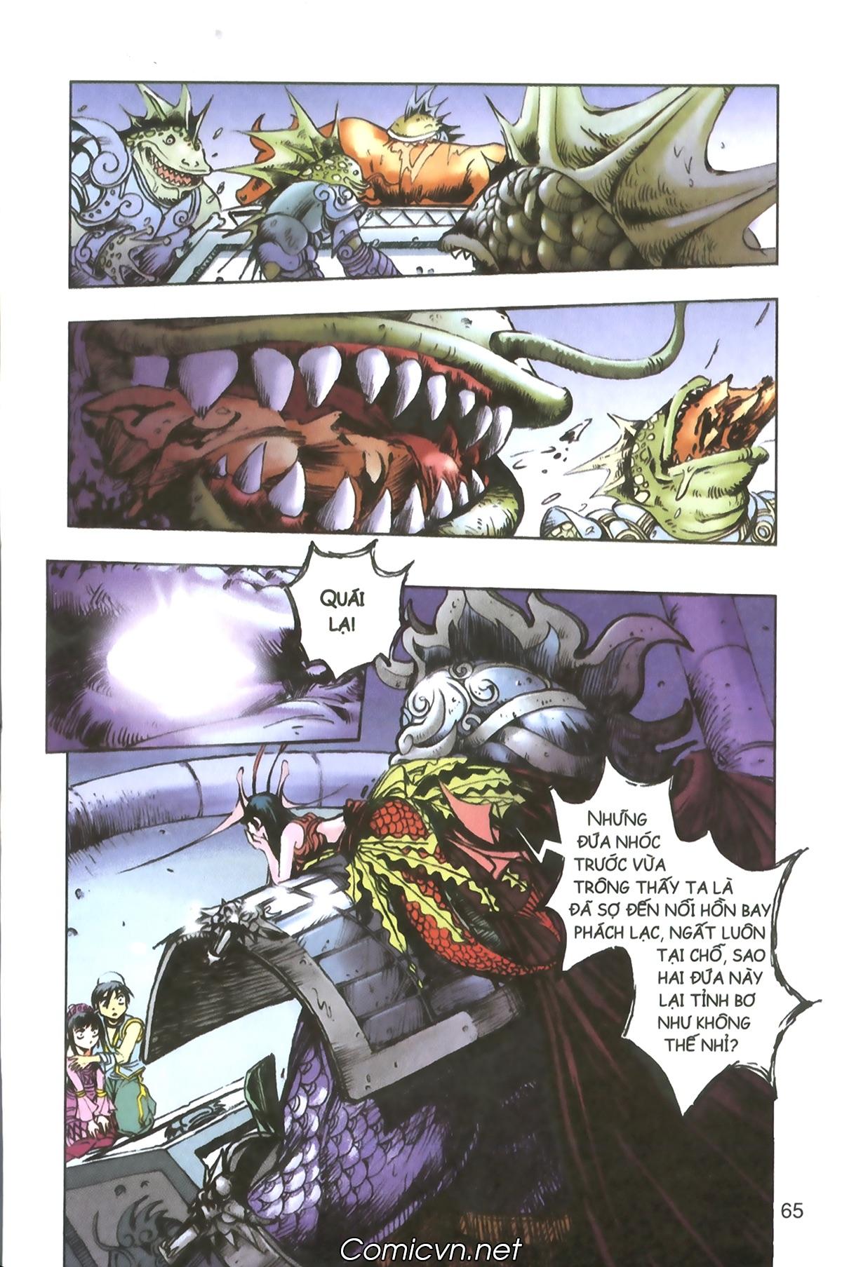 Tây Du Ký màu - Chapter 93 - Pic 3