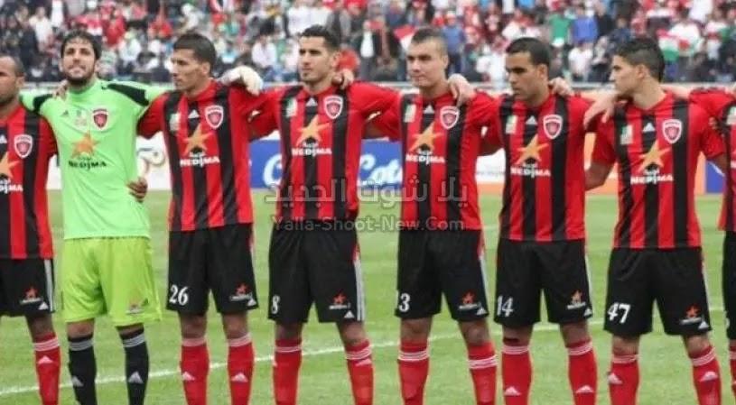 إتحاد الجزائر يتعادل مع فريق بيترو أتلتيكو في الجولة الثانيه من دوري أبطال أفريقيا