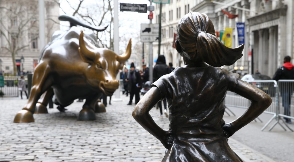 Multicultclassics 13640 Fearless Girl Follies