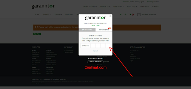 How to Buy Cheap Domain names from Garanntor.ng