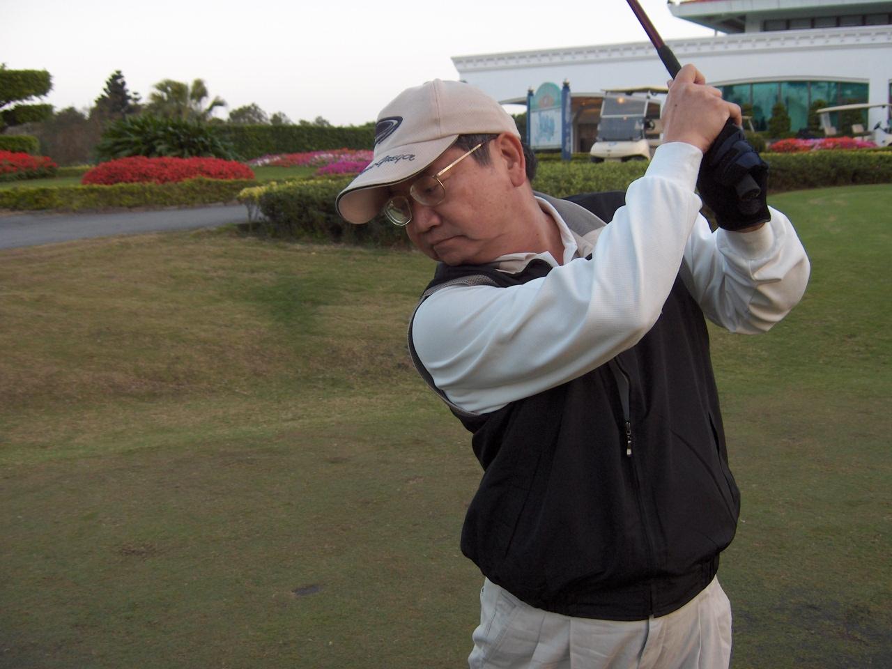 CTGA-Chinese Tempered Golf Association千錘百鍊高爾夫協會: 千錘百鍊高爾夫球研究中心 - 短桿的探討