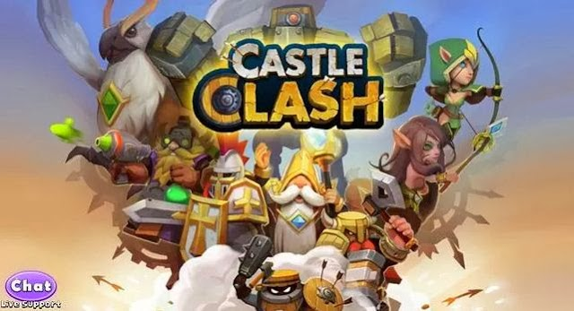 Hack On Tech Castle Clash Hack Tool Free Download