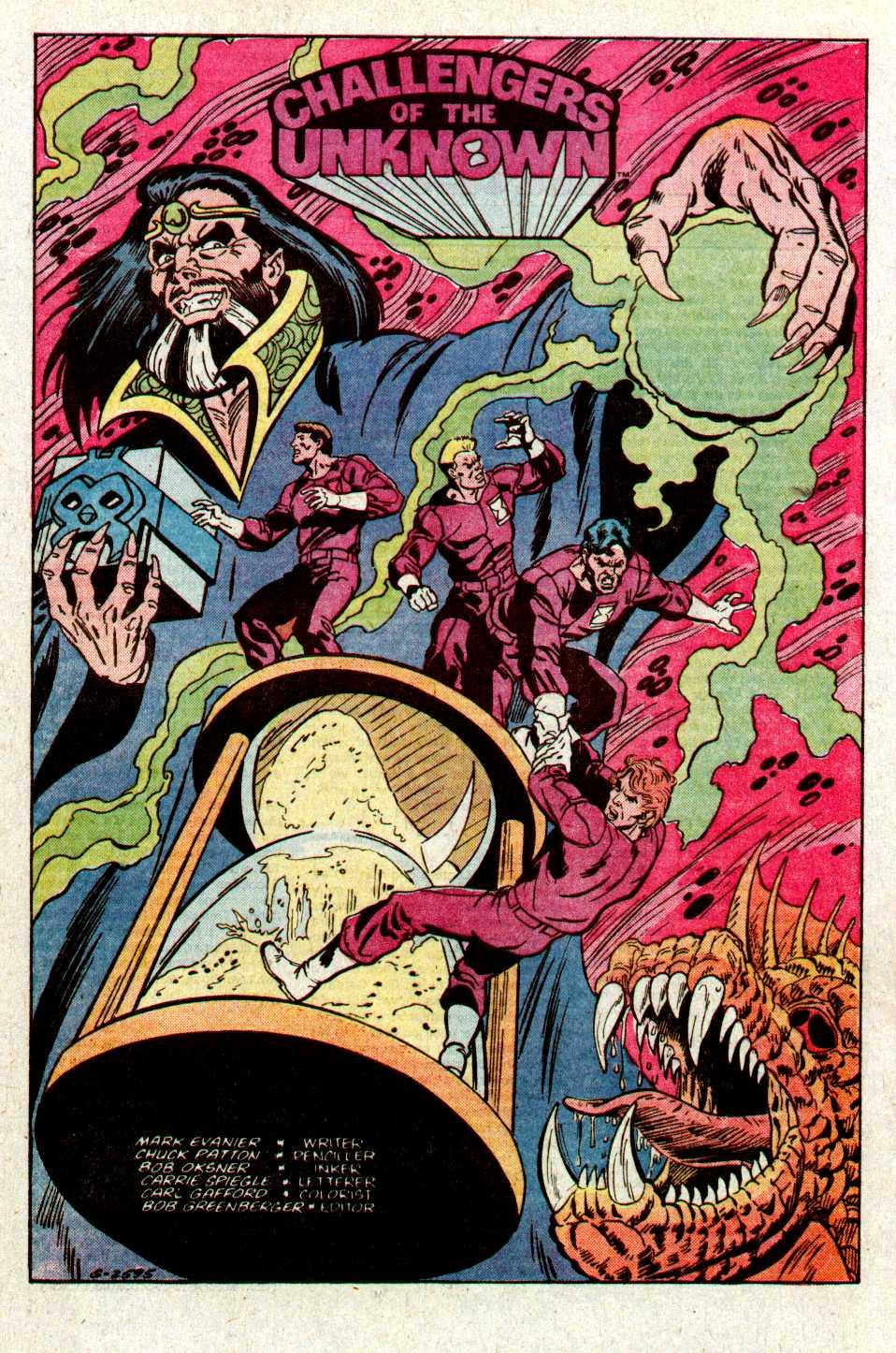 Read online Secret Origins (1986) comic -  Issue #12 - 19