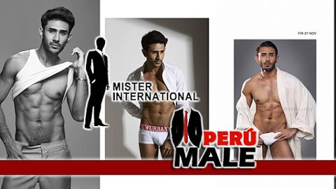 Mister International Thailand 2017