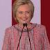 Επέστρεψε «ενθουσιασμένη» στην προεκλογική της εκστρατεία η Χίλαρι Κλίντον (video)
