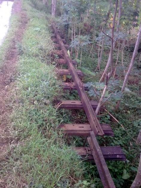 Jalur Rel Kereta Purwokerto Wonosobo