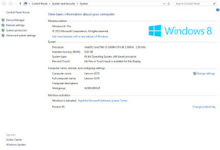 Windows 8.1 activation