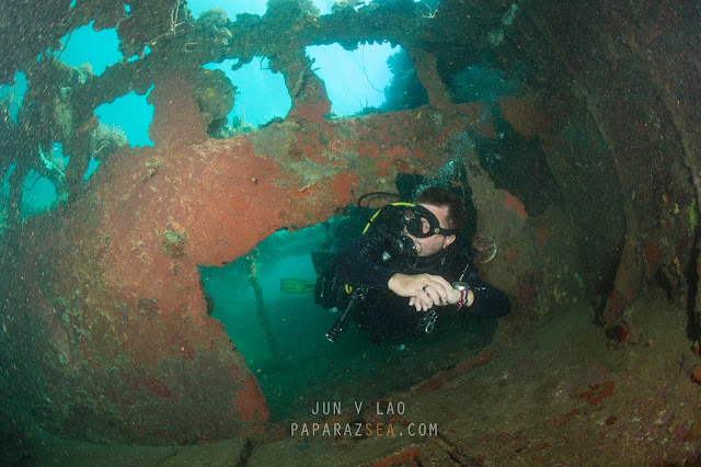 Scuba Diving, Coron, Underwater Photography