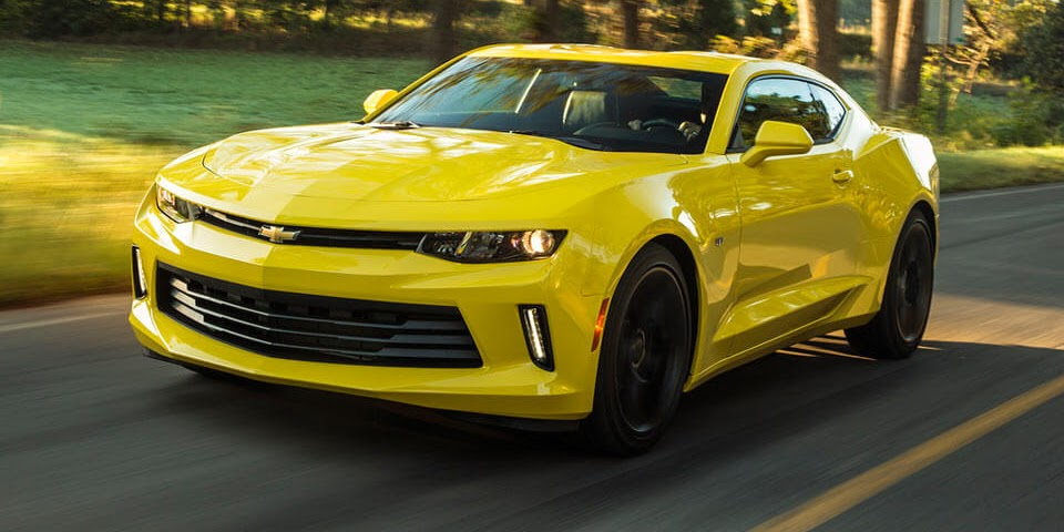 Camaro Moves Closer To Aussie Launch With Trademark Application