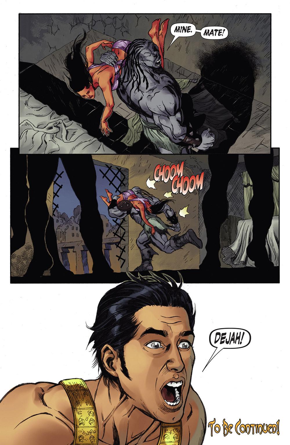 john carter warlord of mars viewcomic reading comics online for