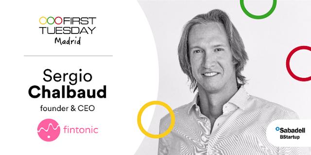 El fundador de Fintonic en First Tuesday Madrid