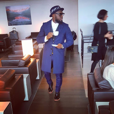 Singer Timaya Looking Dapper In New Photo