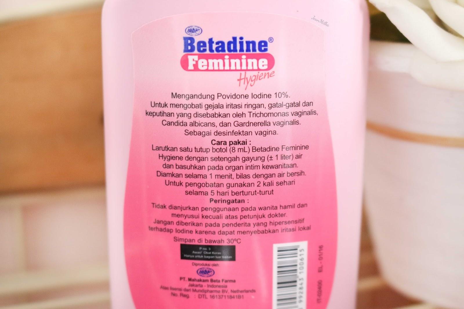 betadine, lifestyle, betadine feminine hygiene, daerah kewanitaan, vagina, menstruasi, merawat daerah kewanitaan