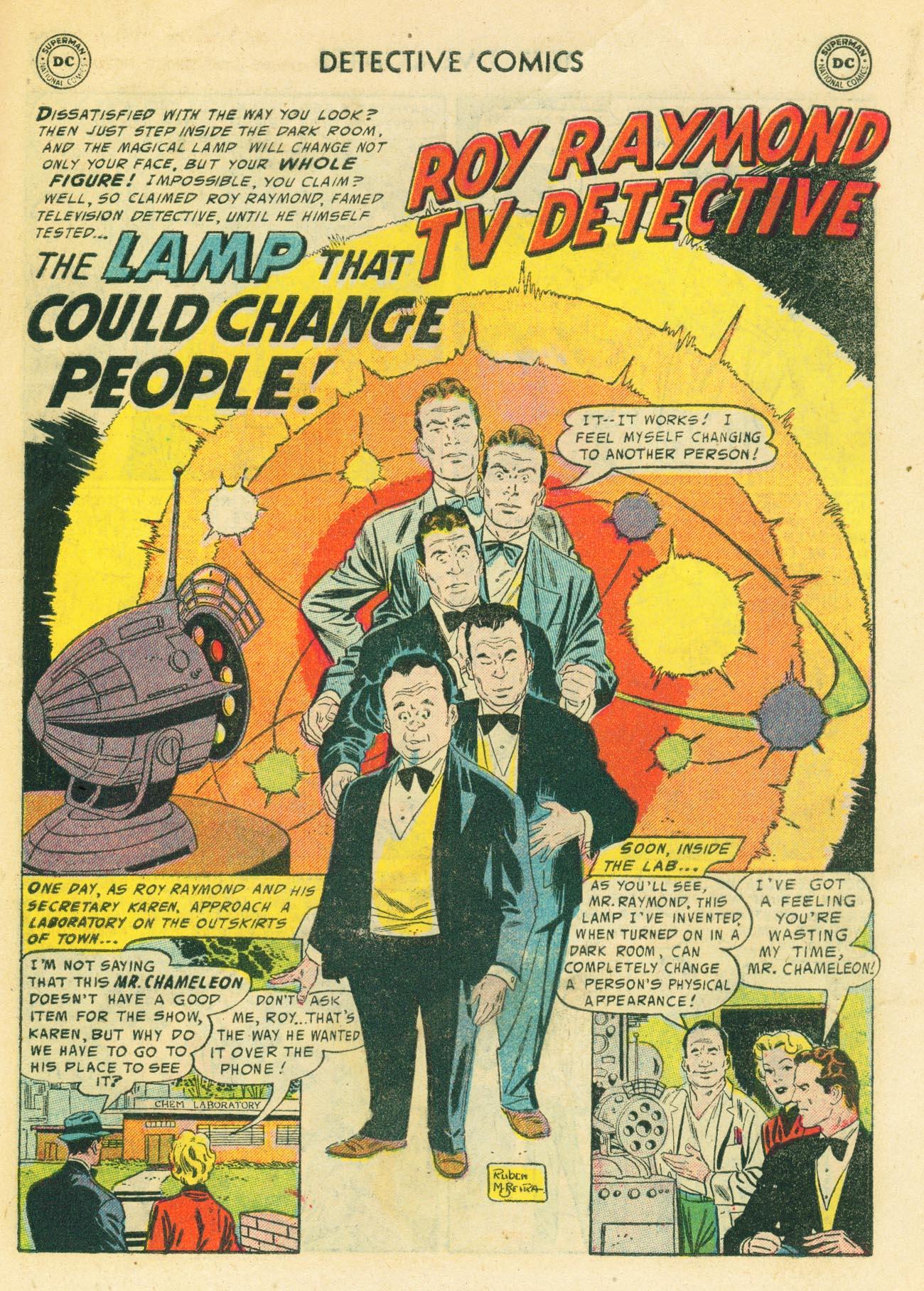 Detective Comics (1937) 224 Page 26
