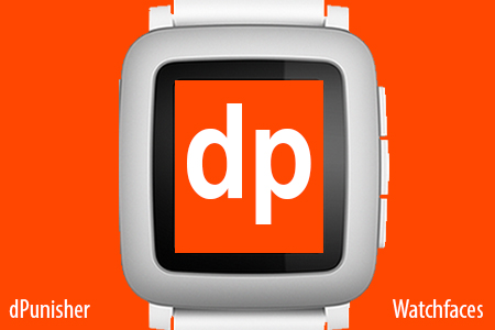 Watchfaces para Pebble