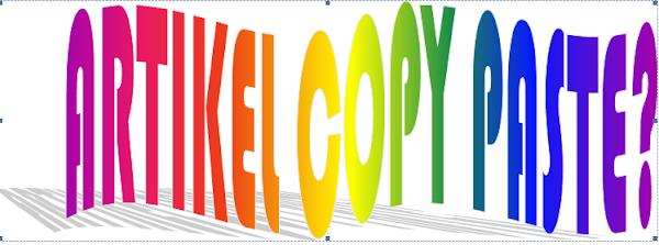 Cara Cek Artikel Blog Hasil Copy Paste