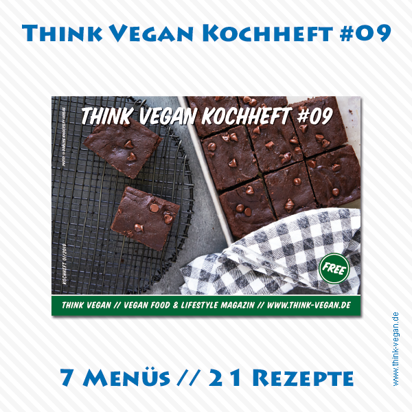 Think Vegan Kochheft #09