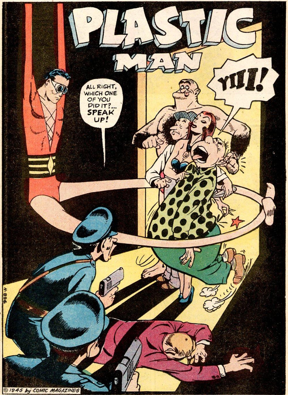 Detective Comics (1937) 441 Page 15