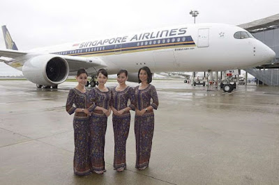 Singapore Airlines A 350