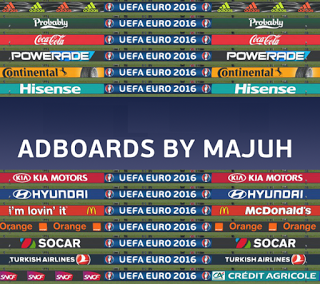 PES 2018 Adboard Pack by Majuh