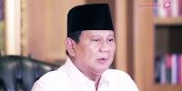 <b>Prabowo Minta Masyarakat NTB Pilih Pemimpin Bersih, AHYAR-MORI</b>