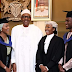Wow...see more beautiful photos of President Buhari and children at their call to bar/graduation ceremony...