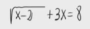 37. Ecuación irracional 9