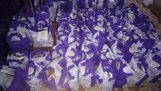 Persiapan Pembagian Sembako dalam Rangka Anniversary ke – 26 SMK CIPTA KARYA