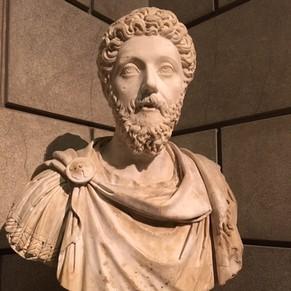 vienne marc aurèle buste sculpture