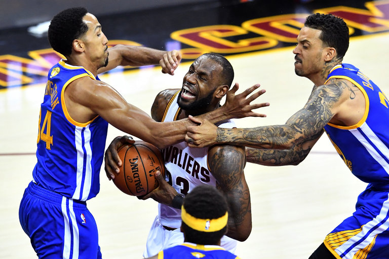 MAMAY P's Pinoy Halu-Halo: CAV Resurrects and Stamps GSW, 137-116
