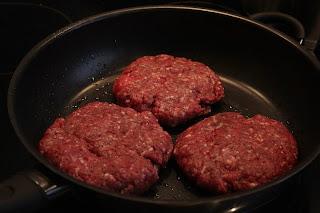bratende Burger