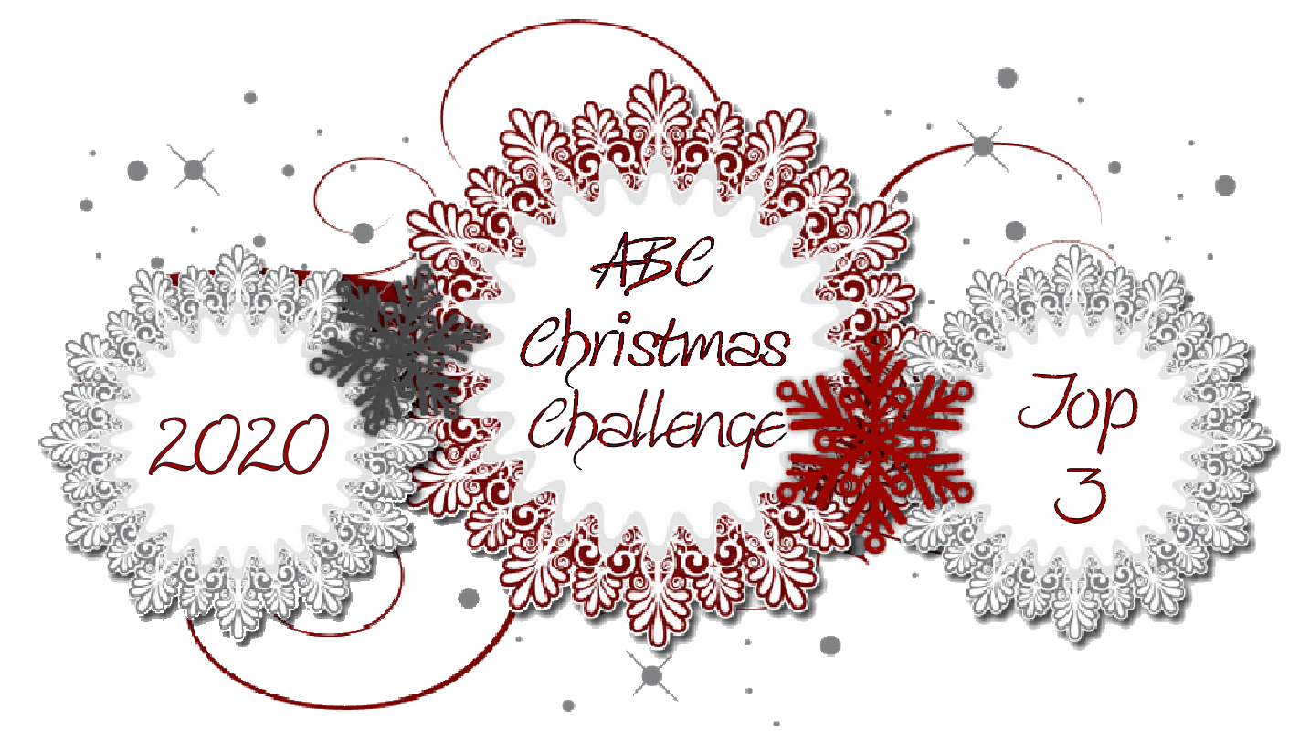 Top 3 chez ABC Christmas challenge