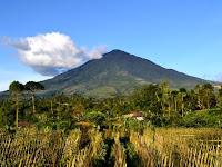 Mengenal 7 Puncak Gunung di Bandung Raya