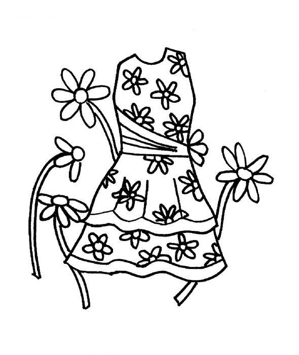 Fashion Tips Blog: Free Fashion Coloring Pages