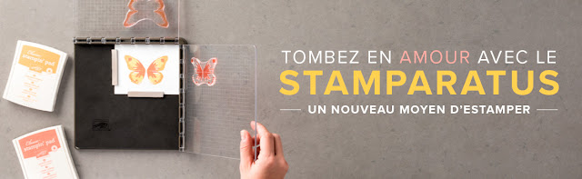 le stampartus Stampin' Up!