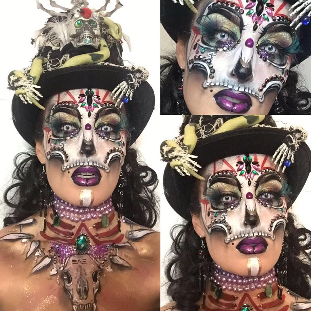 12-The-Witch-Doctor-Samantha-Helen-Face-and-Body-Painter-Able-to-Transform-www-designstack-co