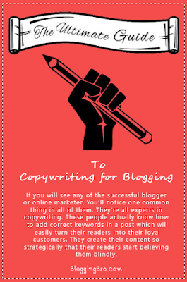 Blogging Bro Guides - The ultimate copywriting guide for bloggers