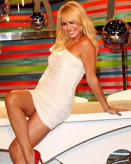 Patricia Conde - Tv Presenter - Spain