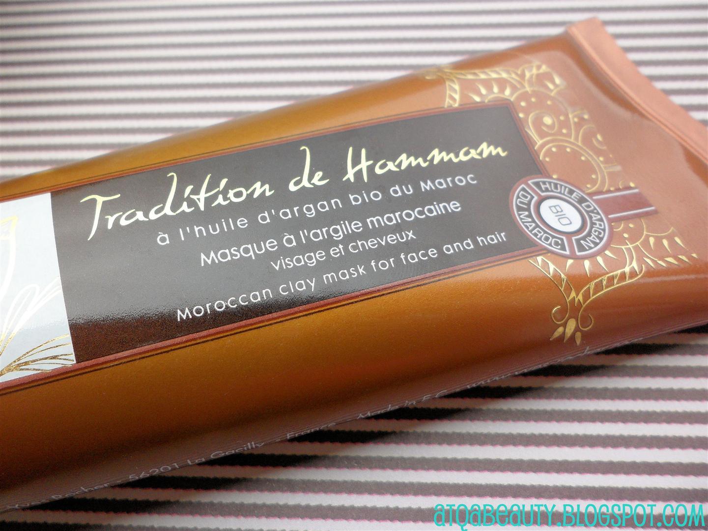 Pielęgnacja :: Yves Rocher, Tradition de Hammam <br>– balsam i maseczka