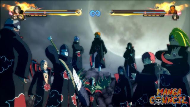 Naruto SUN Storm 4 Save Game Update e