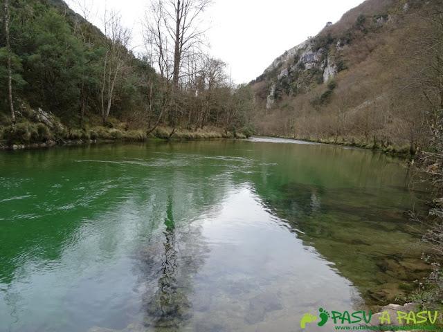 Ruta a la Pica de Peñamellera: Río Cares