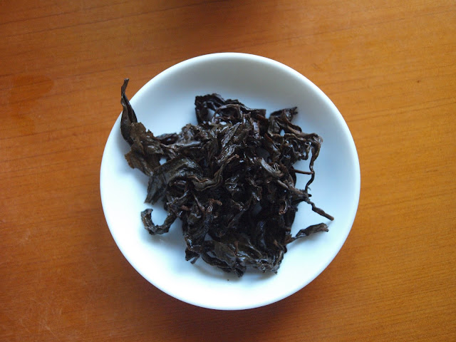 凍頂老茶比賽(銅牌獎)