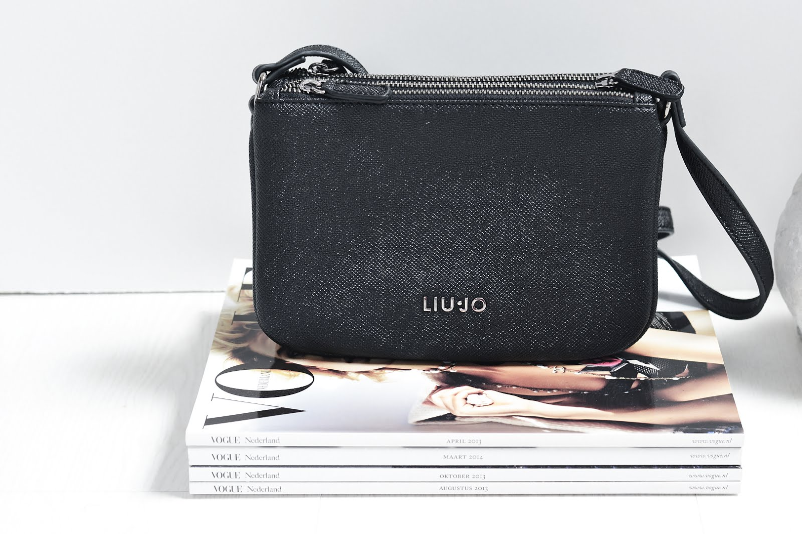 Liu-jo anna bag, black, trio bag, duifhuizen, tassen & koffers, trends, belgian blogger, belgische fashion blogger