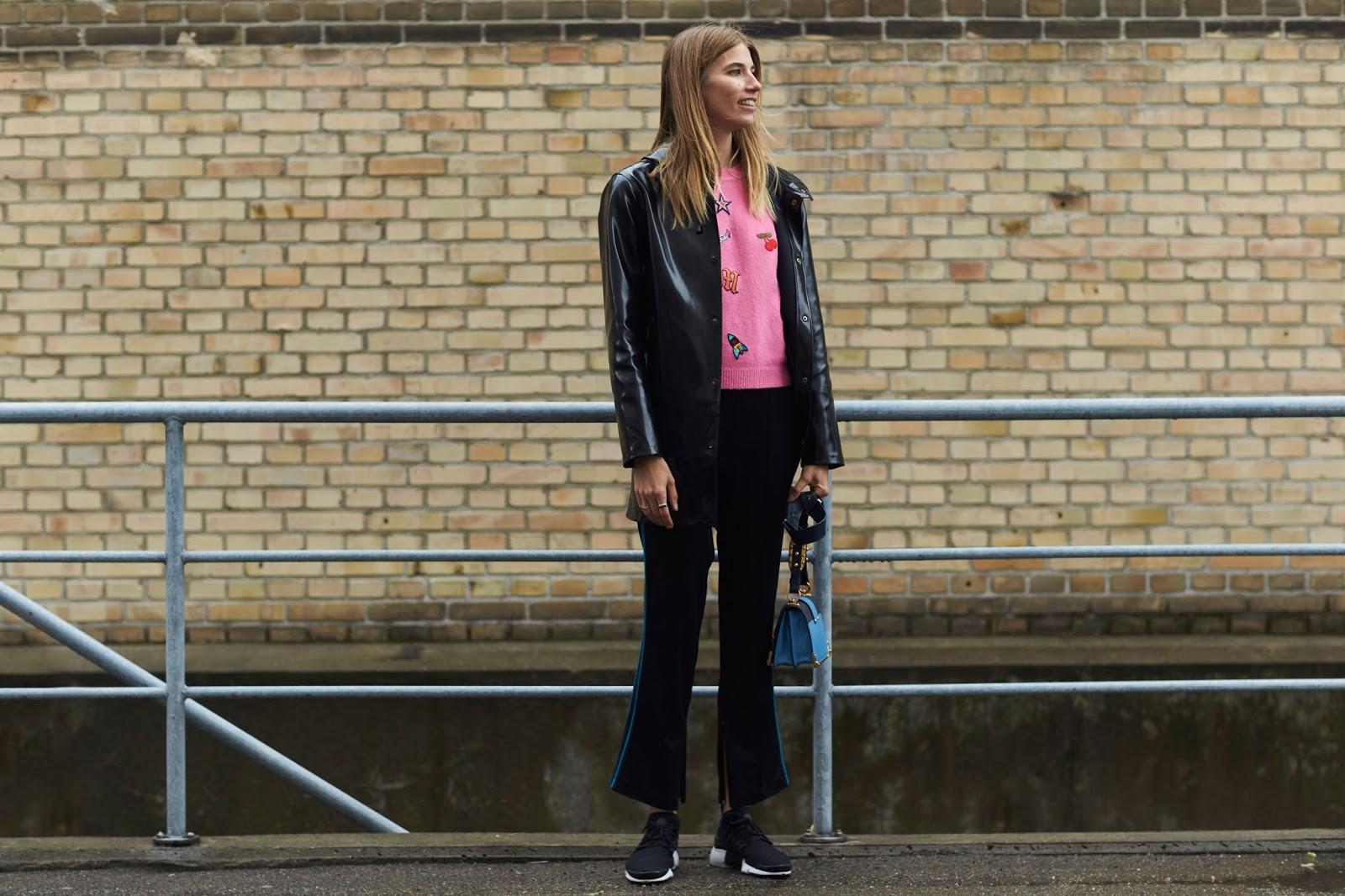 Street Style: Veronika Heilbrunner - Copenhagen Fashion Week
