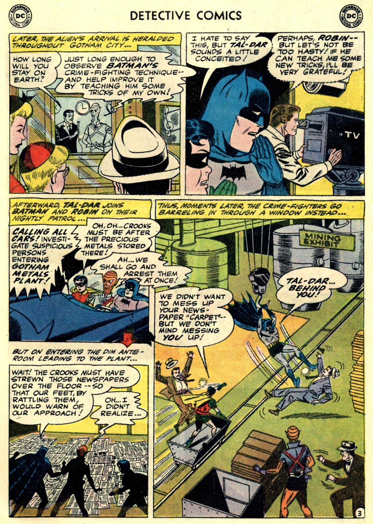 Detective Comics (1937) 282 Page 4
