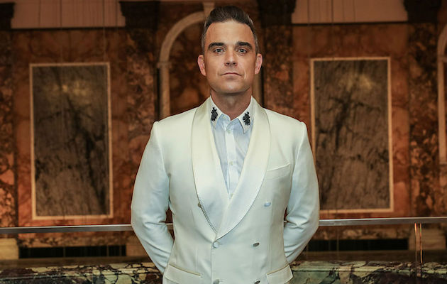 Green Pear Diaries, música, music, Robbie Williams, The Heavy Entertainment Show