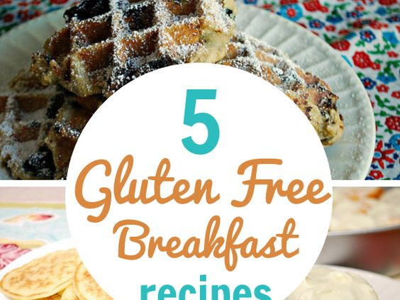 5 Days to Christmas Countdown! - 5 Gluten Free Breakfasts for Christmas Morning