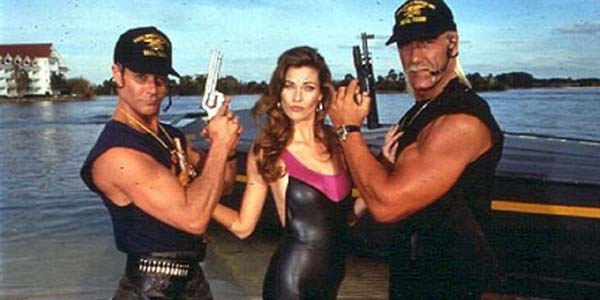 film serial barat era 90-an, thunder in paradise