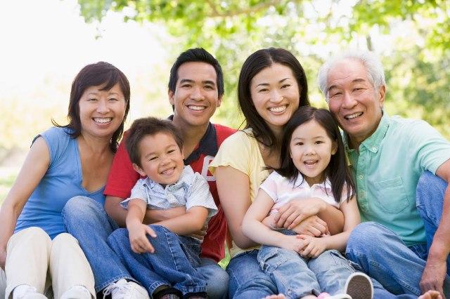 Những điều tạo nên gia đình hạnh phúc