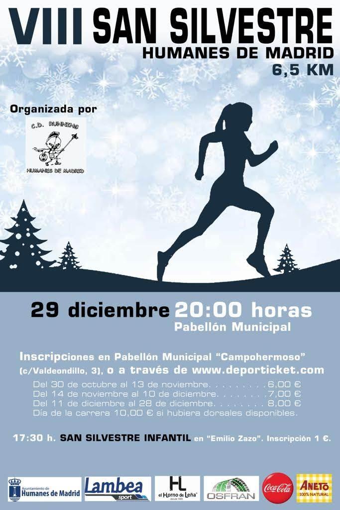 San Silvestre Humanes de Madrid